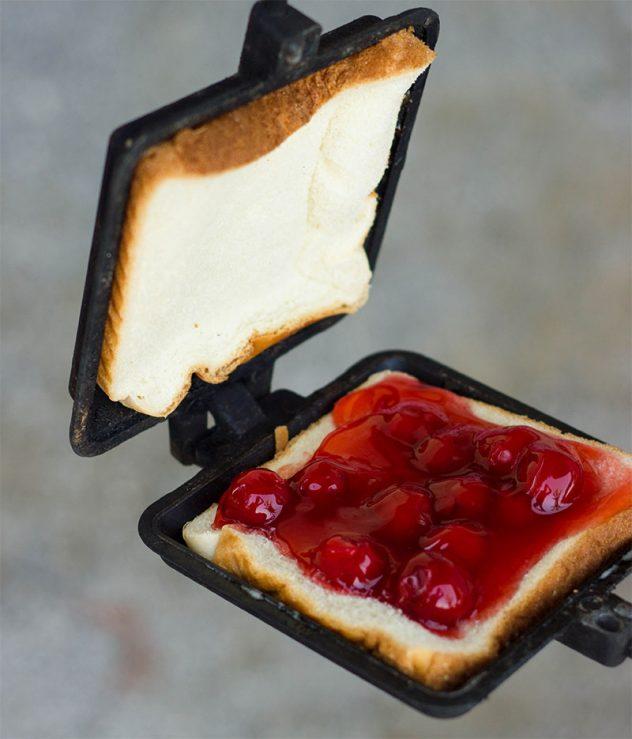 Iced Pie Dessert